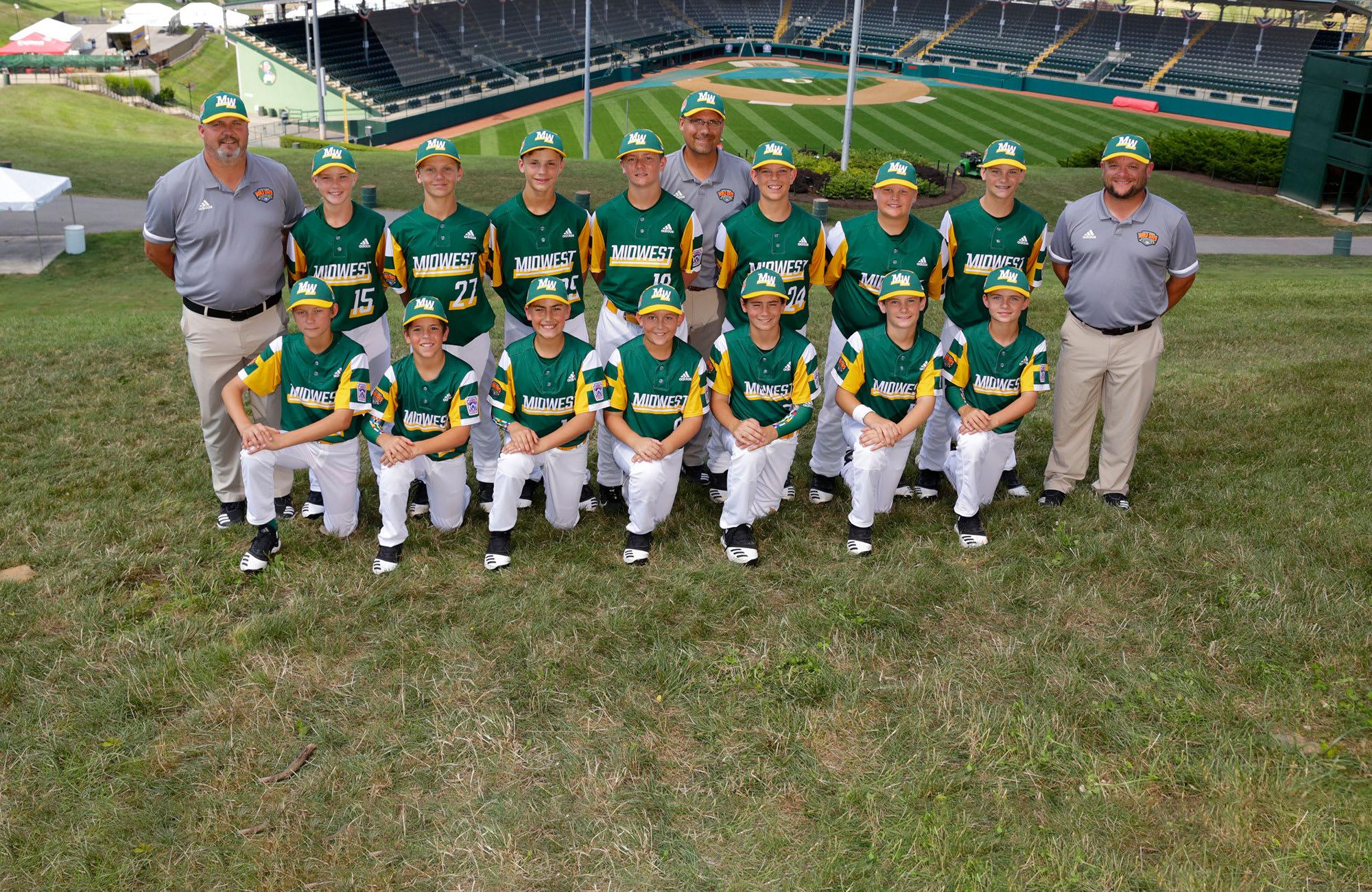 llbws Midwest team