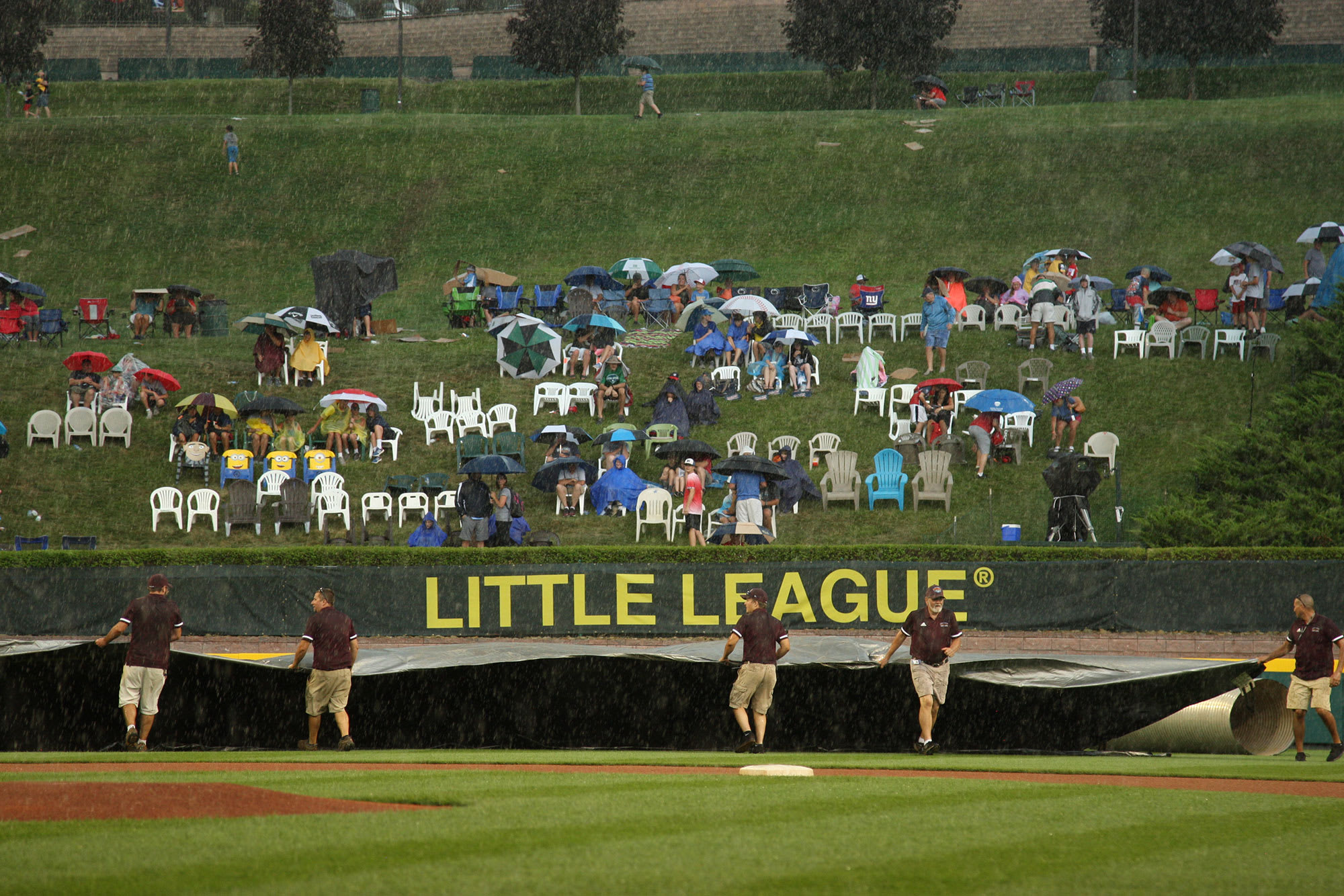 Remaining Little League Baseball® World Series Games