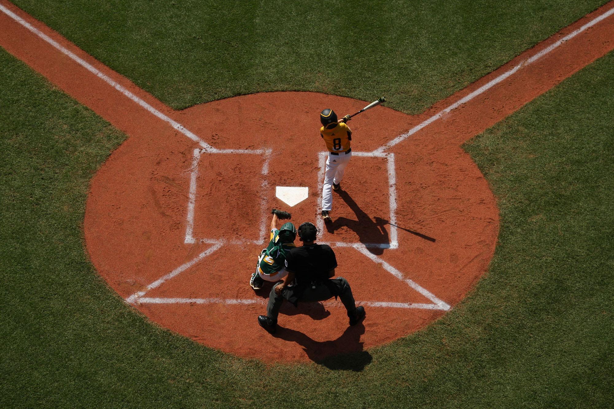 aerial view se batter