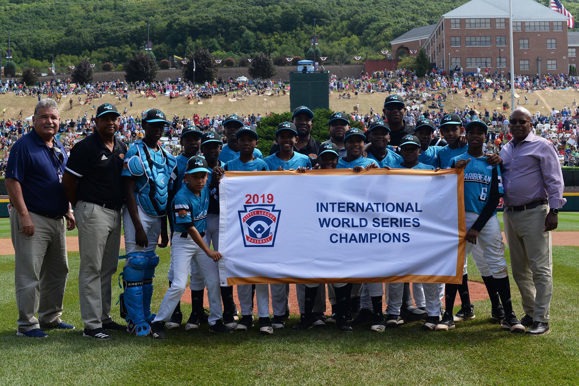 caribbean international champs 2019 llbws