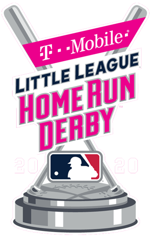 T-Mobile Little League Home Run Derby 2020 Logo