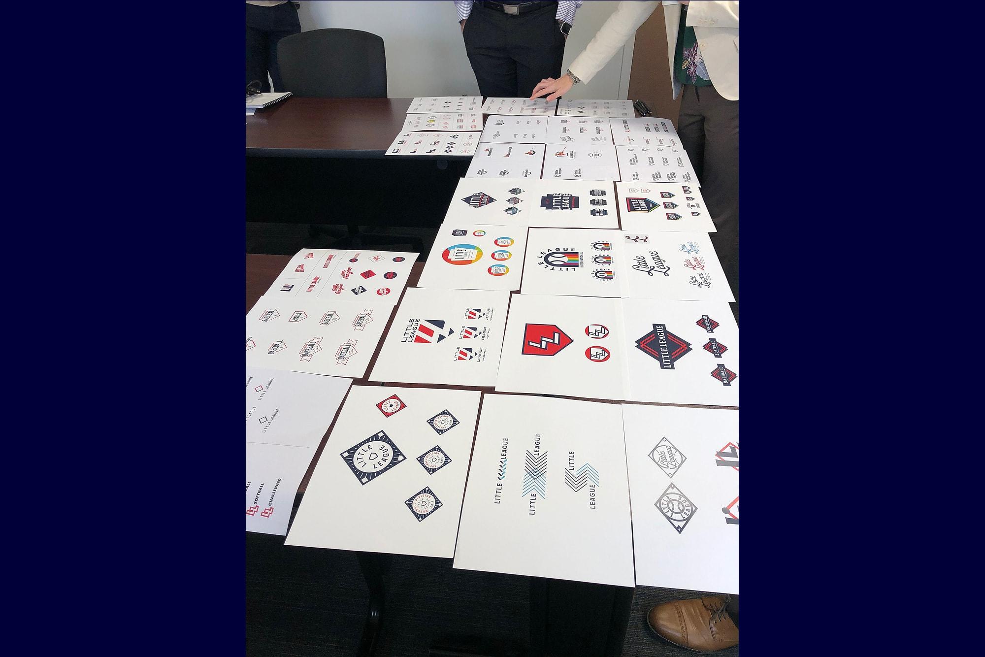 Ologie Brand Design Process