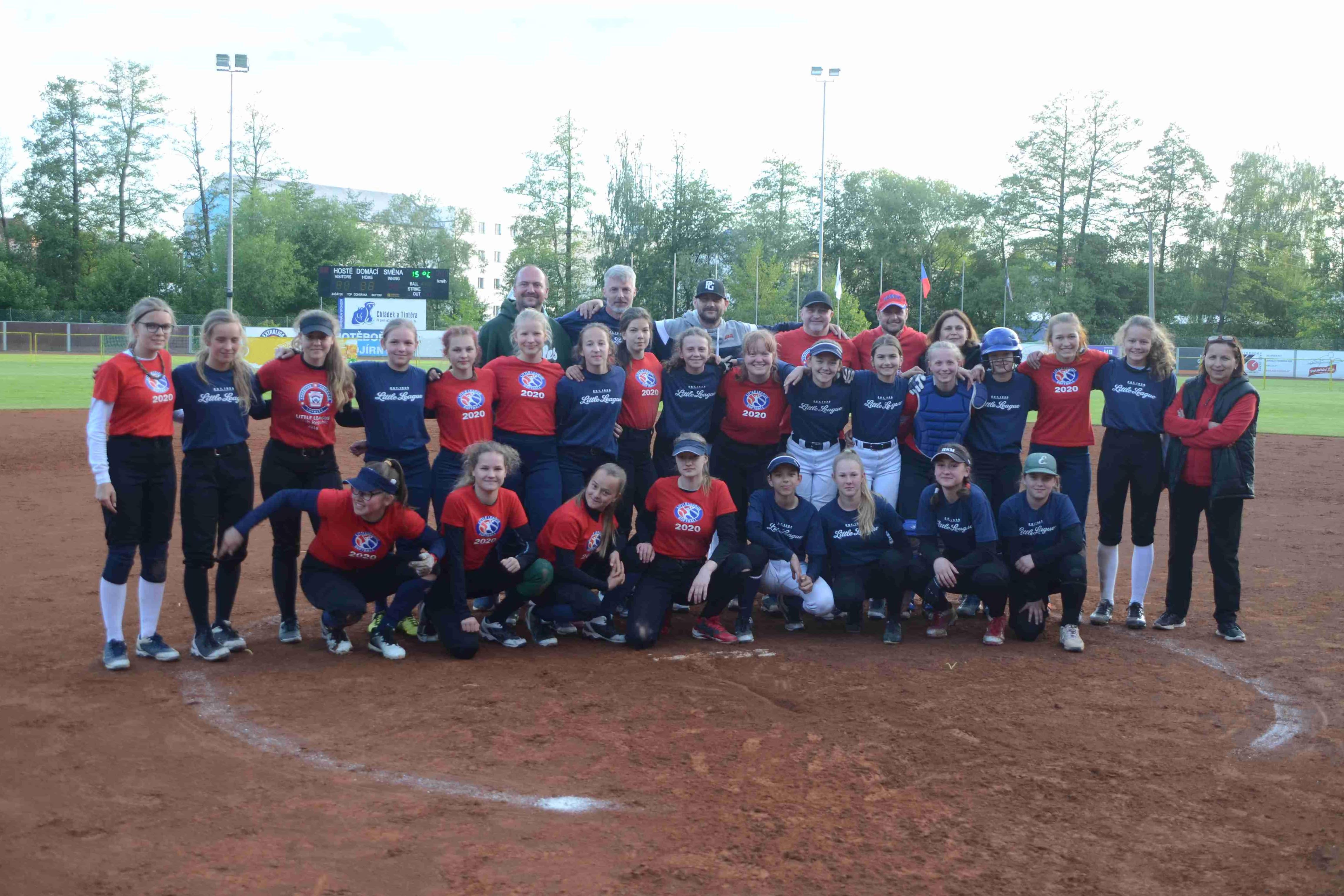 Czech Republic Little League Days Teams