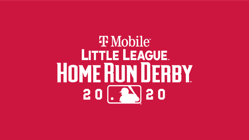 tmobile little league home run derby logo