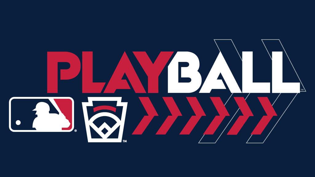 MLB Play Ball logo