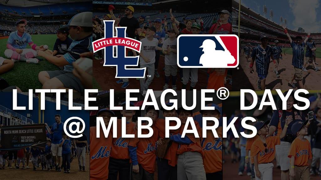 MLB Little League Days