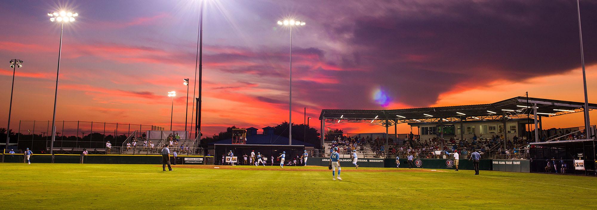 southwest region facility sunset