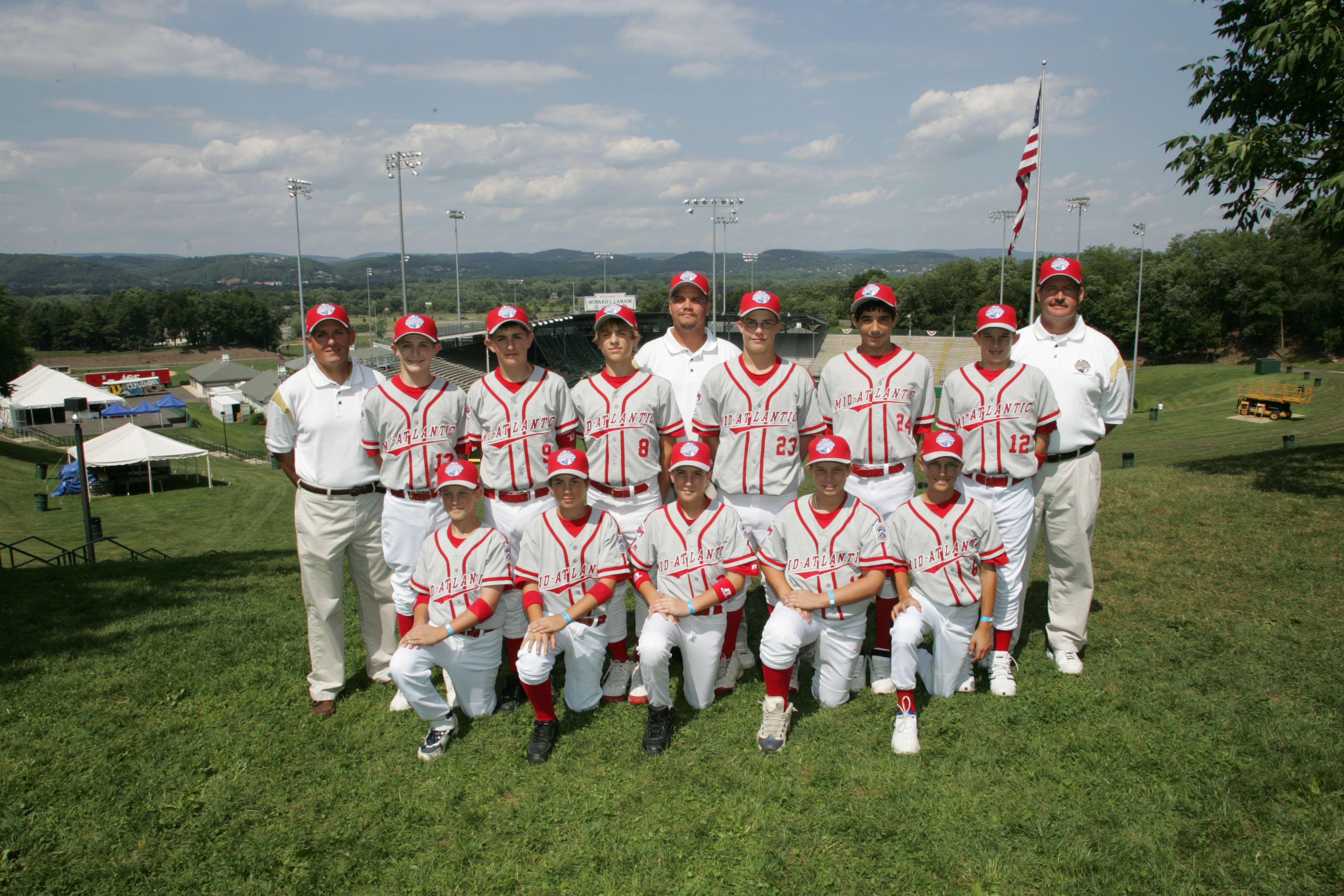 2005 Mid-Atlantic Team Photo
