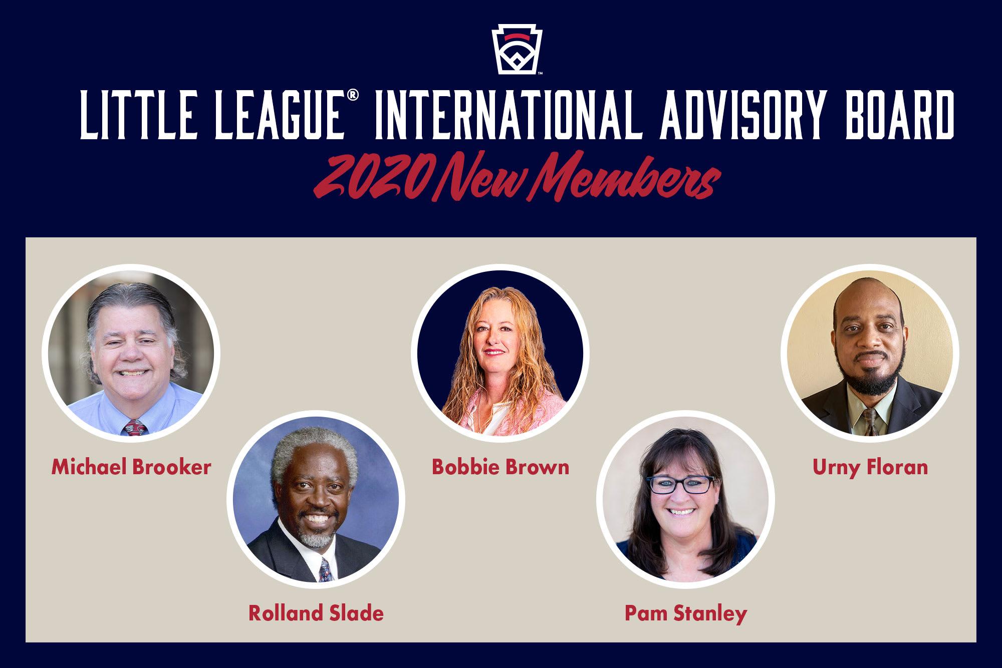 2020 Advisory Board