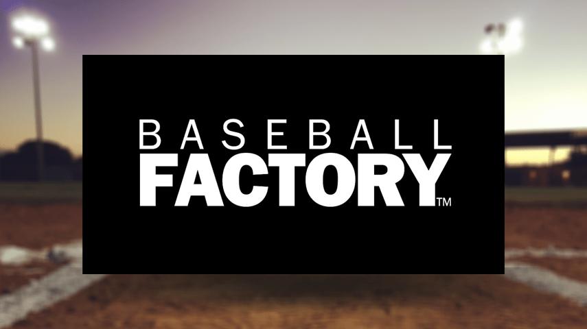 Baseball Factory Licensing Logo