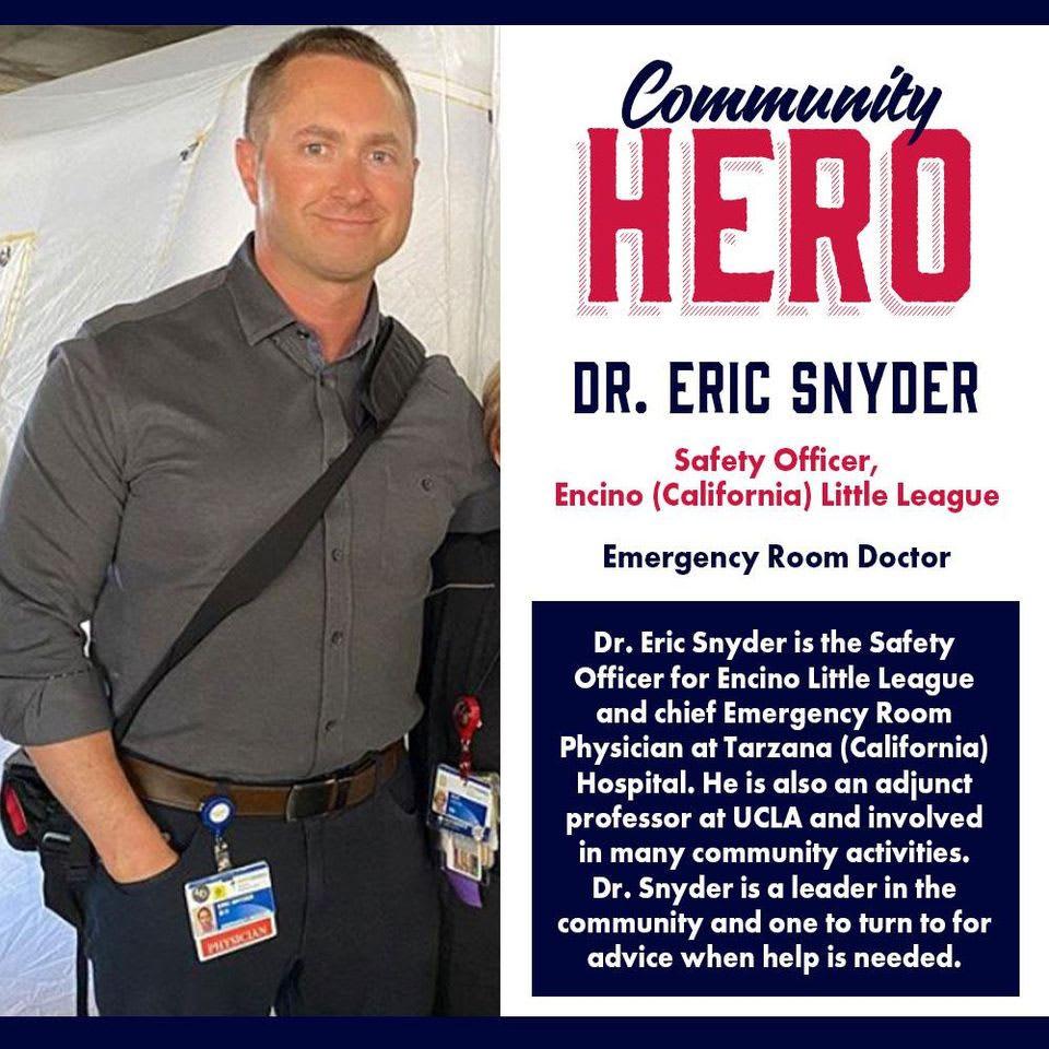 Dr. Eric Snyder