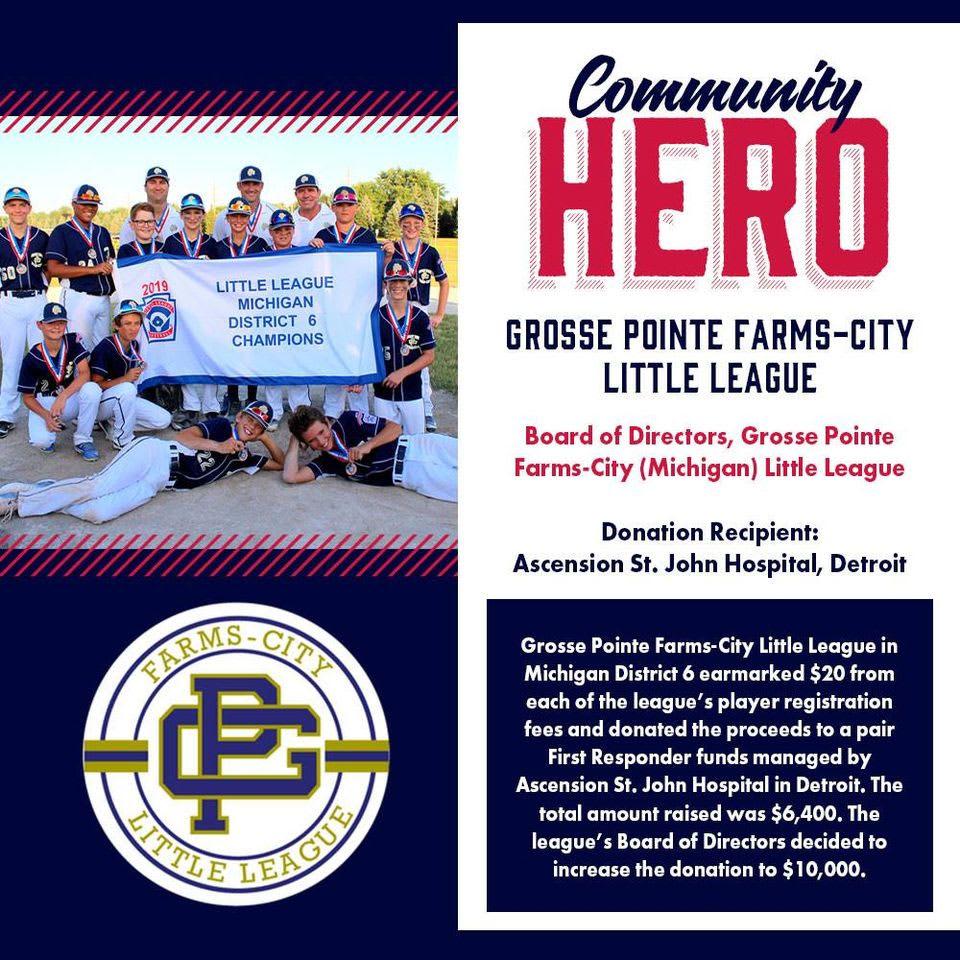 Grosse Point Farms-City Little League