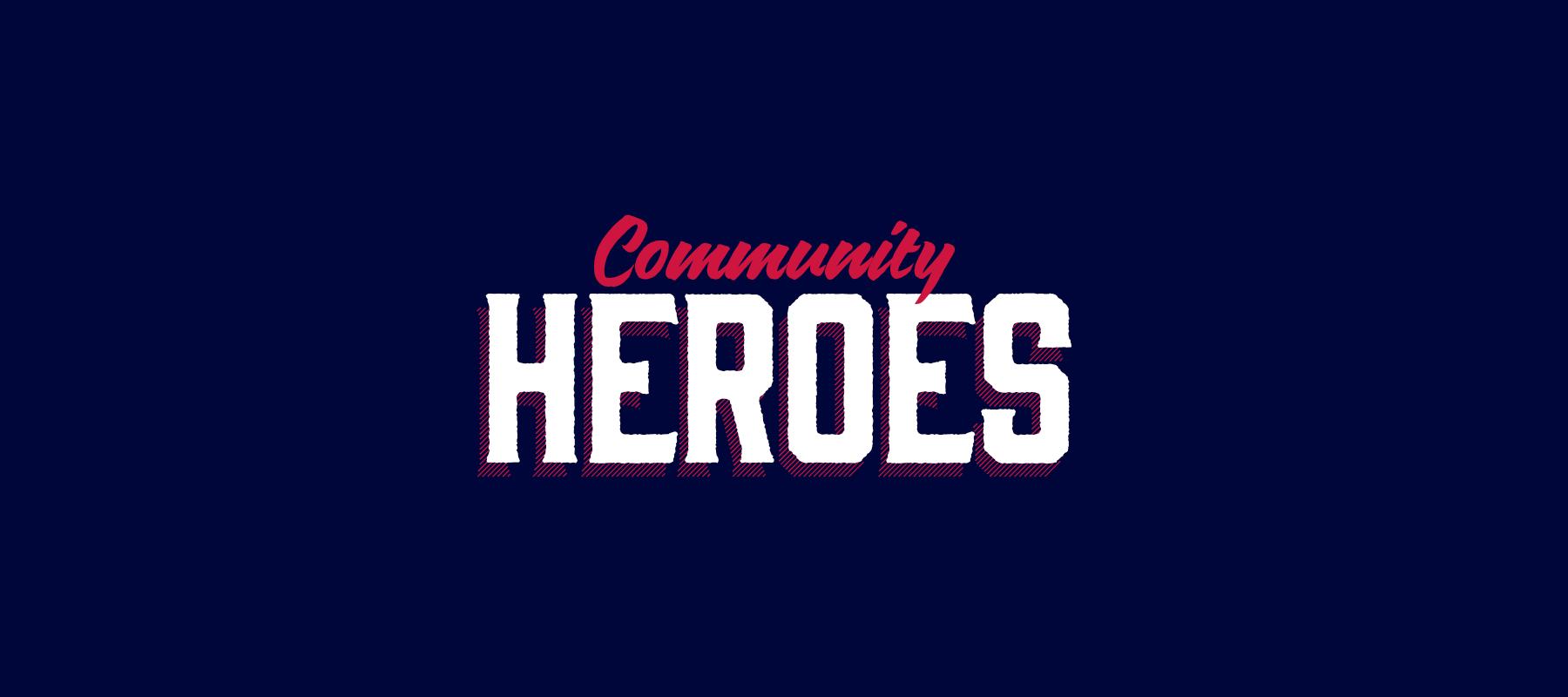 Community Heroes hero