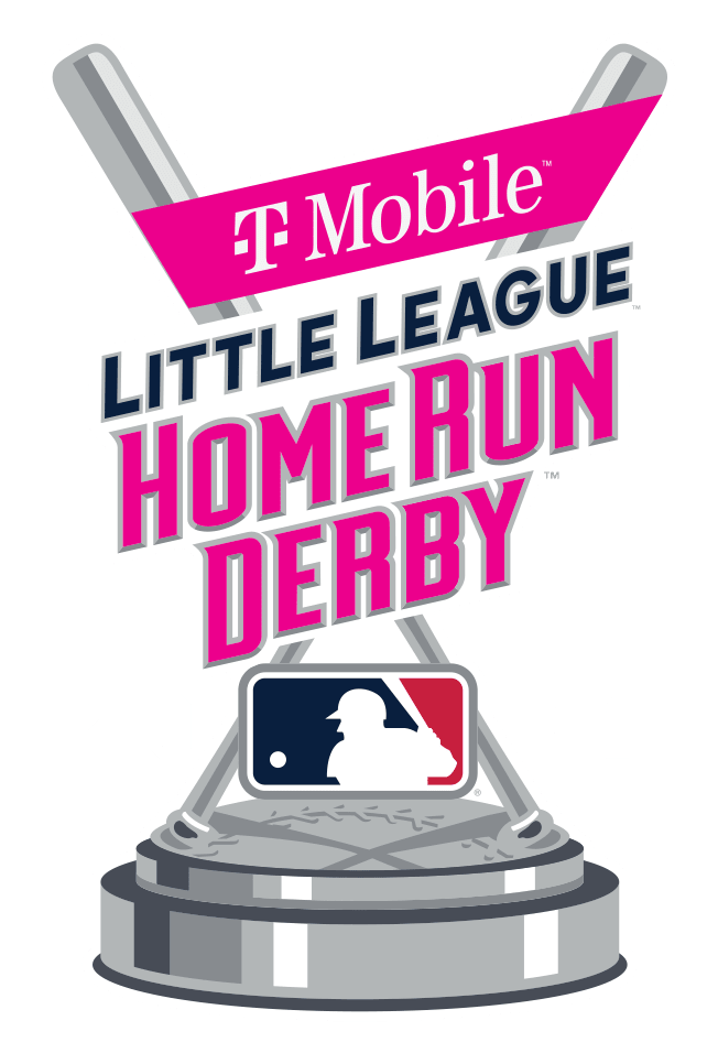 2021 T-Mobile Little League Home Run Derby logo