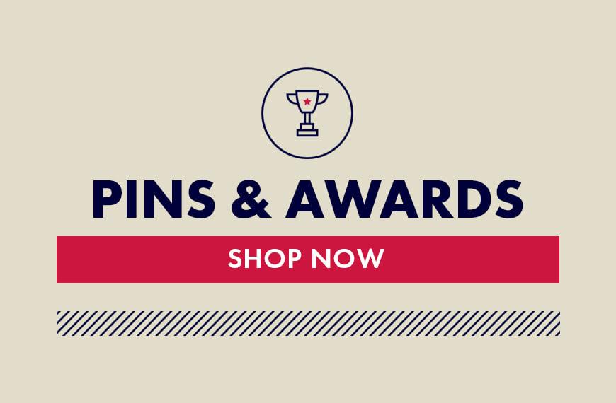 Licensing - Pins & Awards