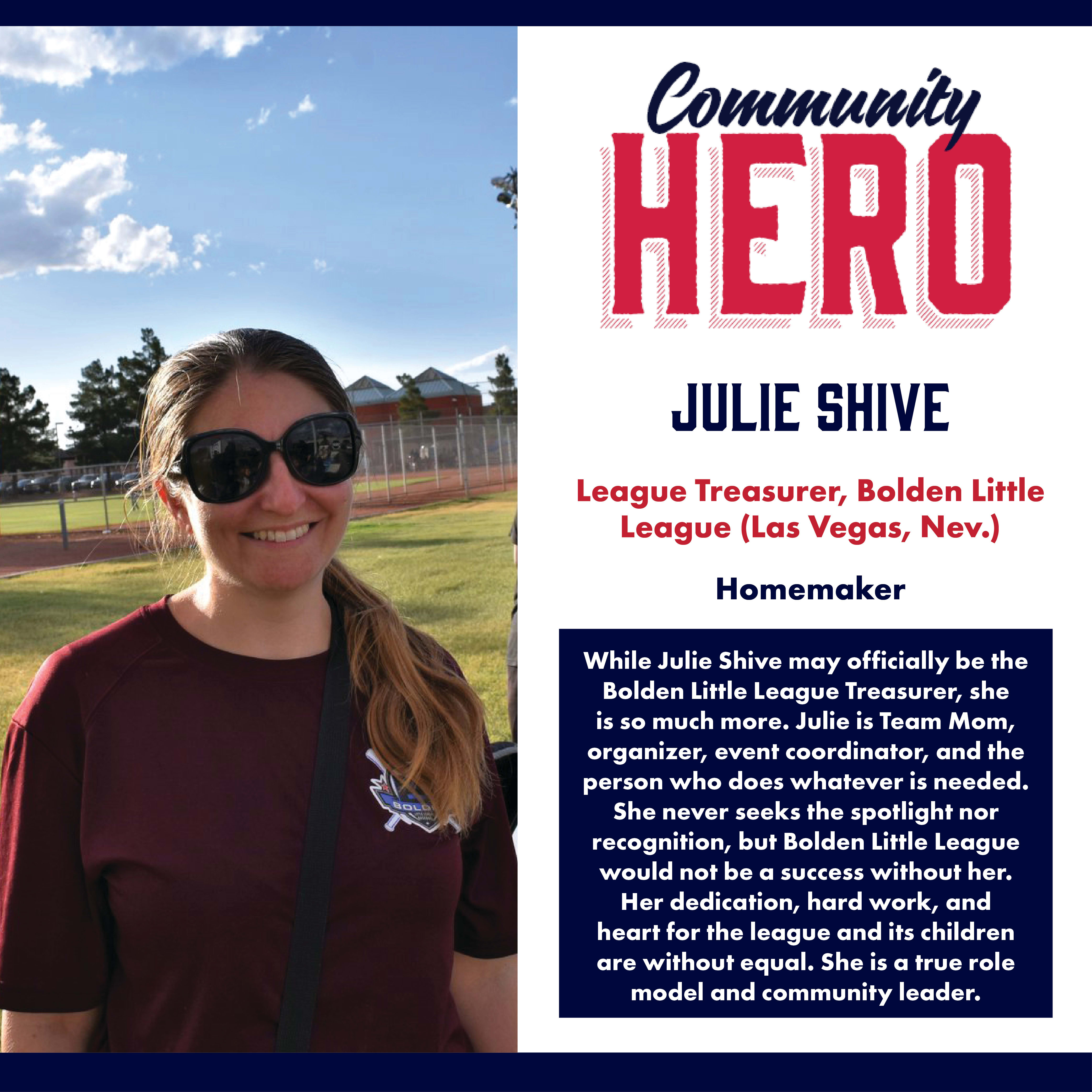Julie Shive