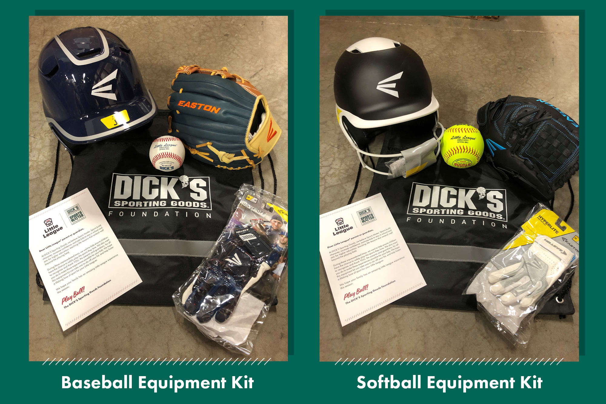 DICK'S Sporting Goods Equipment Kits