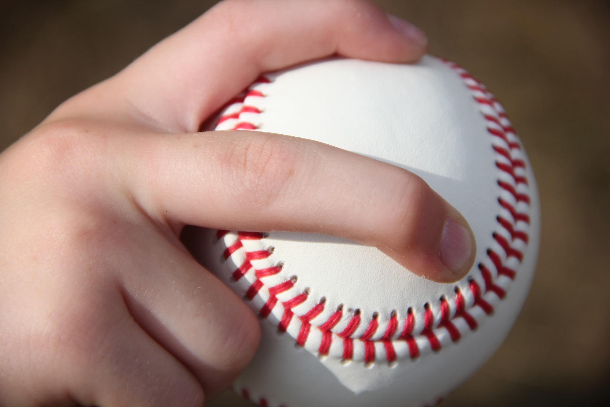 grip on ball