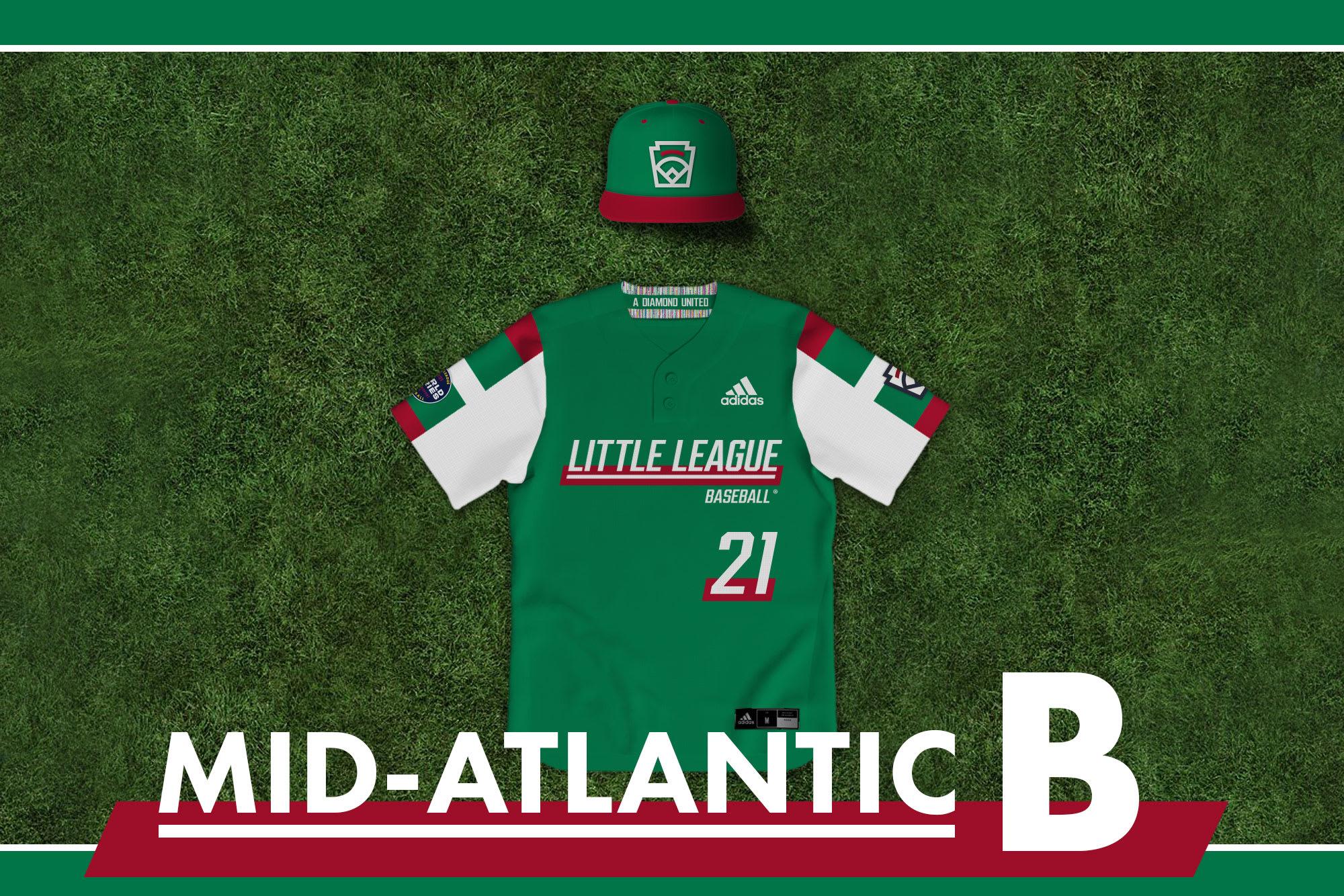 LLB Mid-Atlantic B uniform