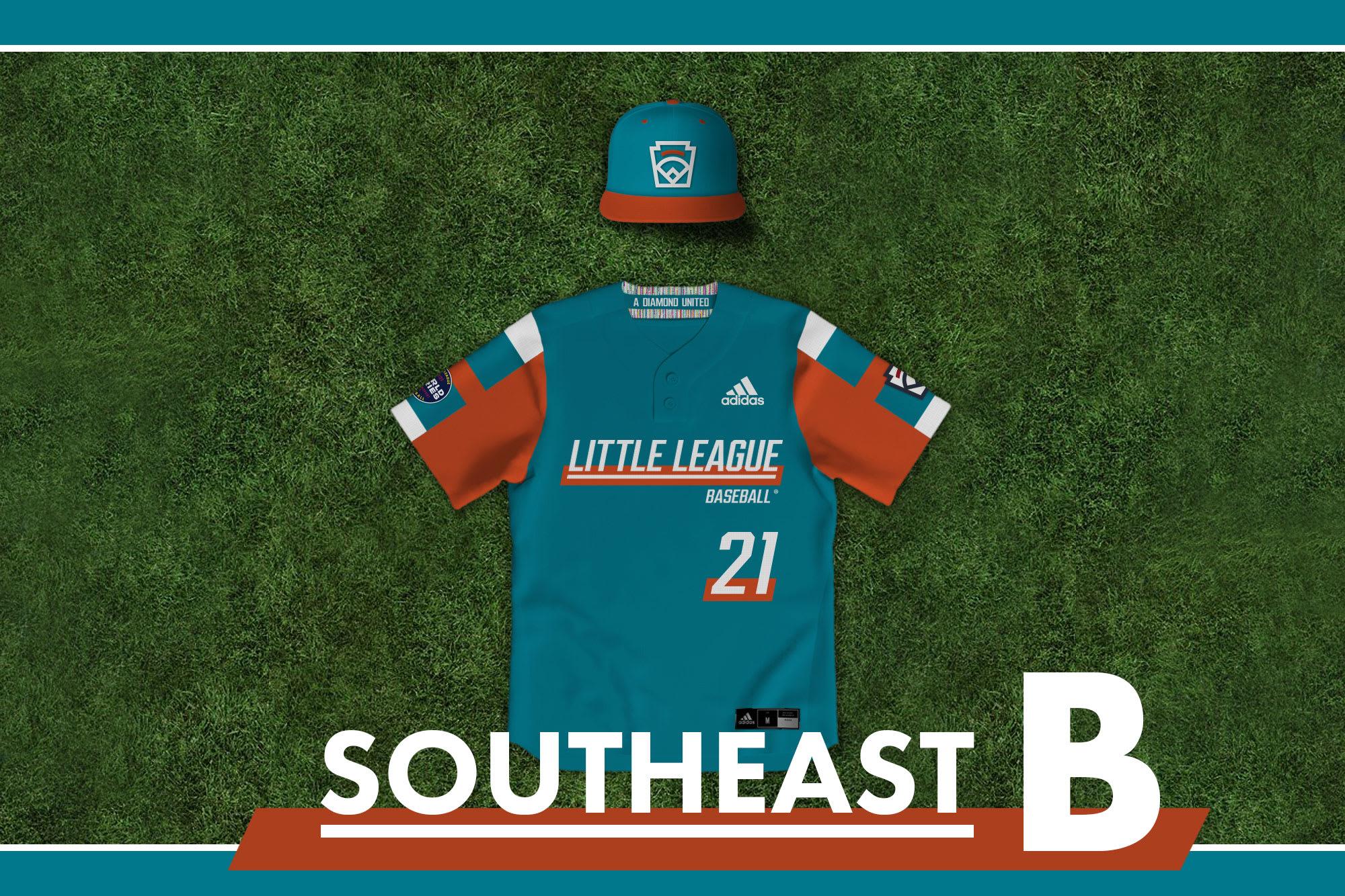LLB Southeast B uniform