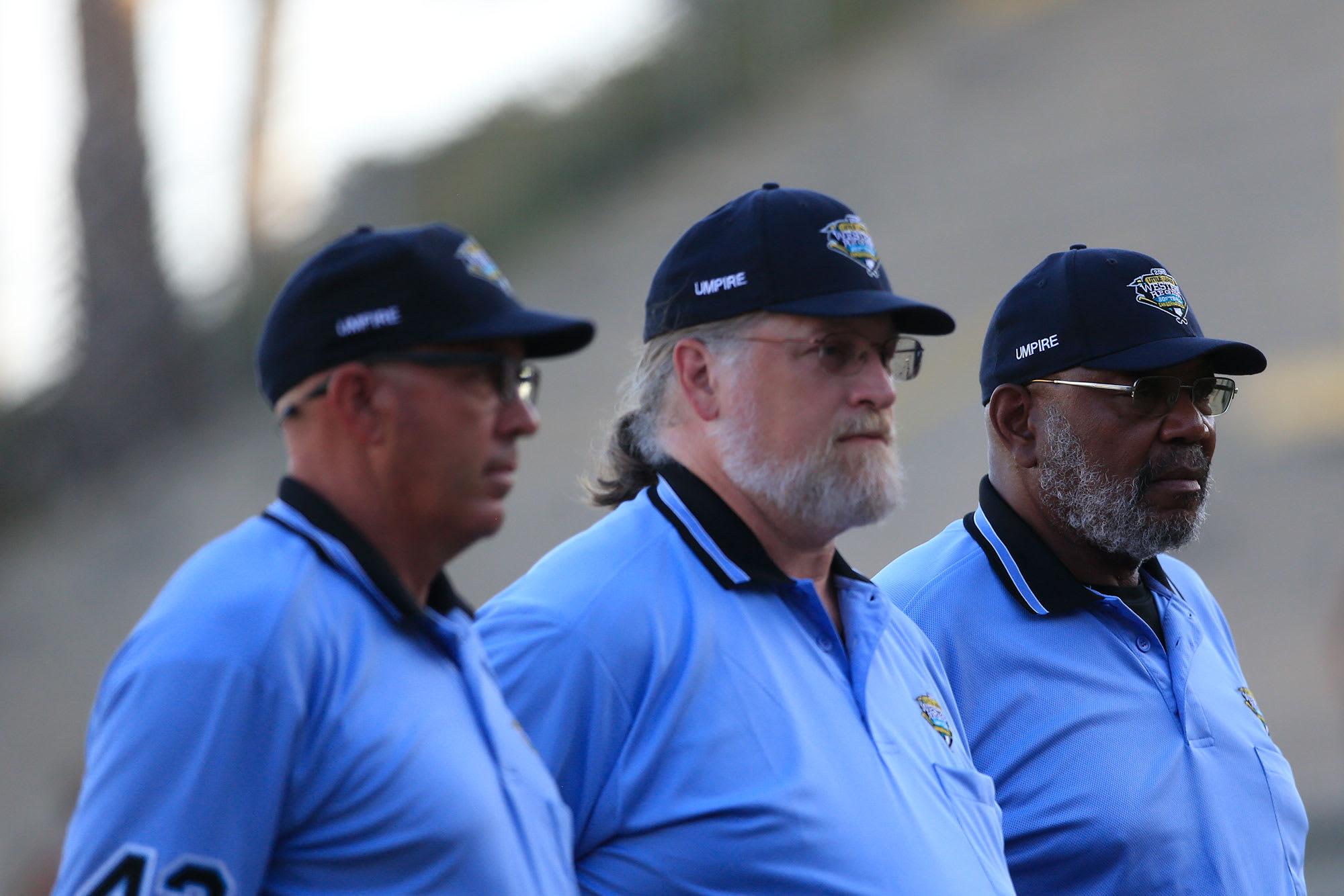 2019 west region umpires