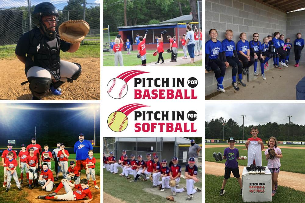 Pitch in for Baseball & Softball Testimonials