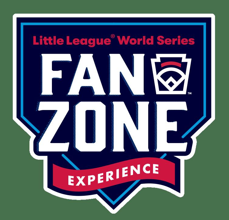 LLWS Fan Zone logo