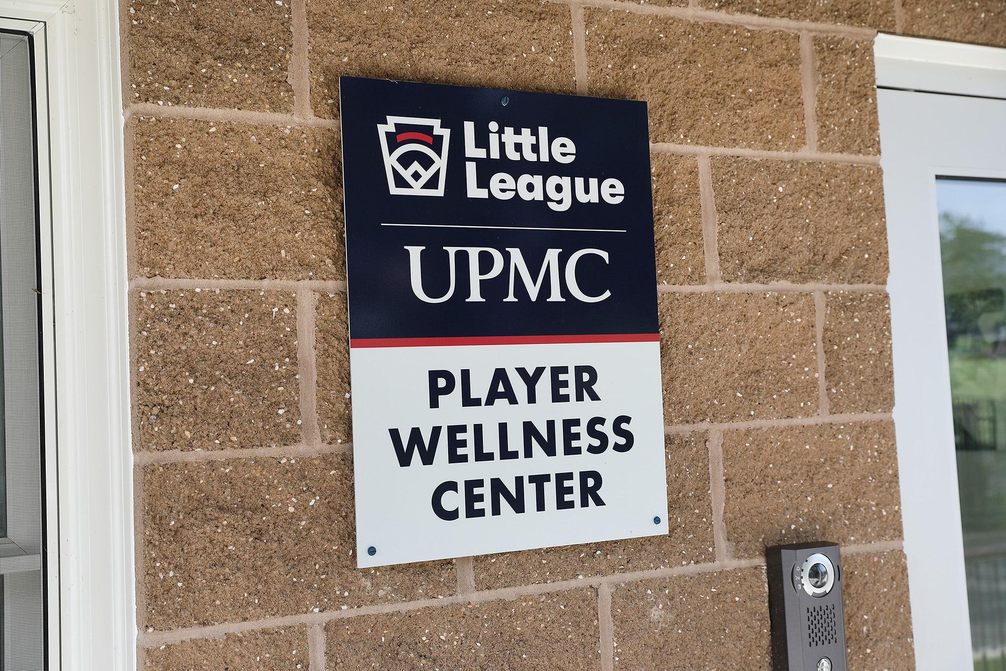 Player Wellness Center