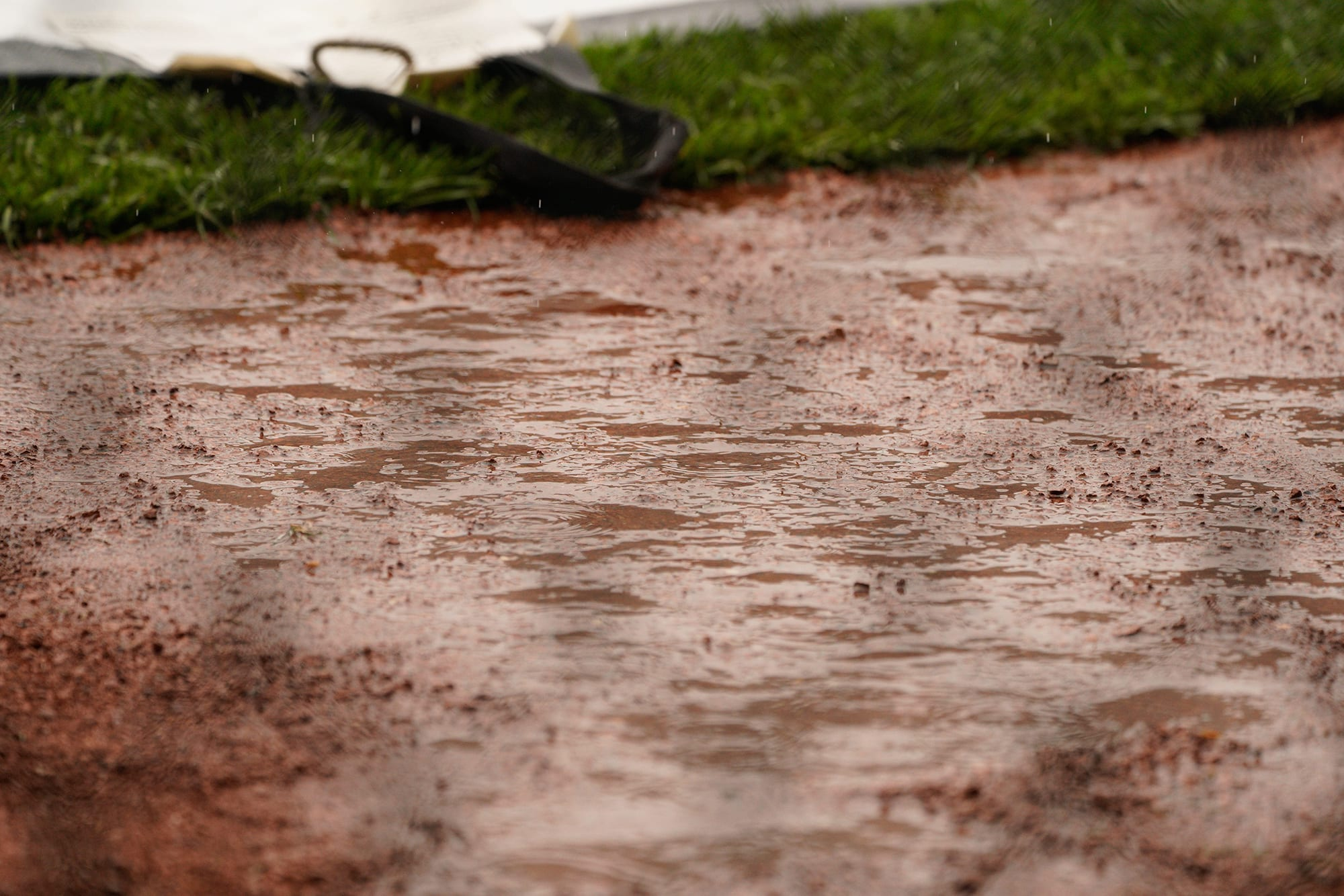 rain and dirt LLBWS