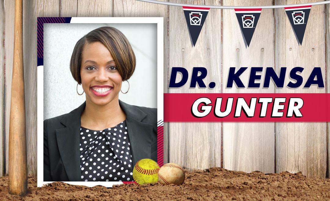 Dr. Kensa Gunter