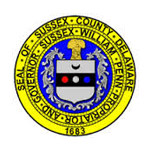 Seal of Sussex County Delaware