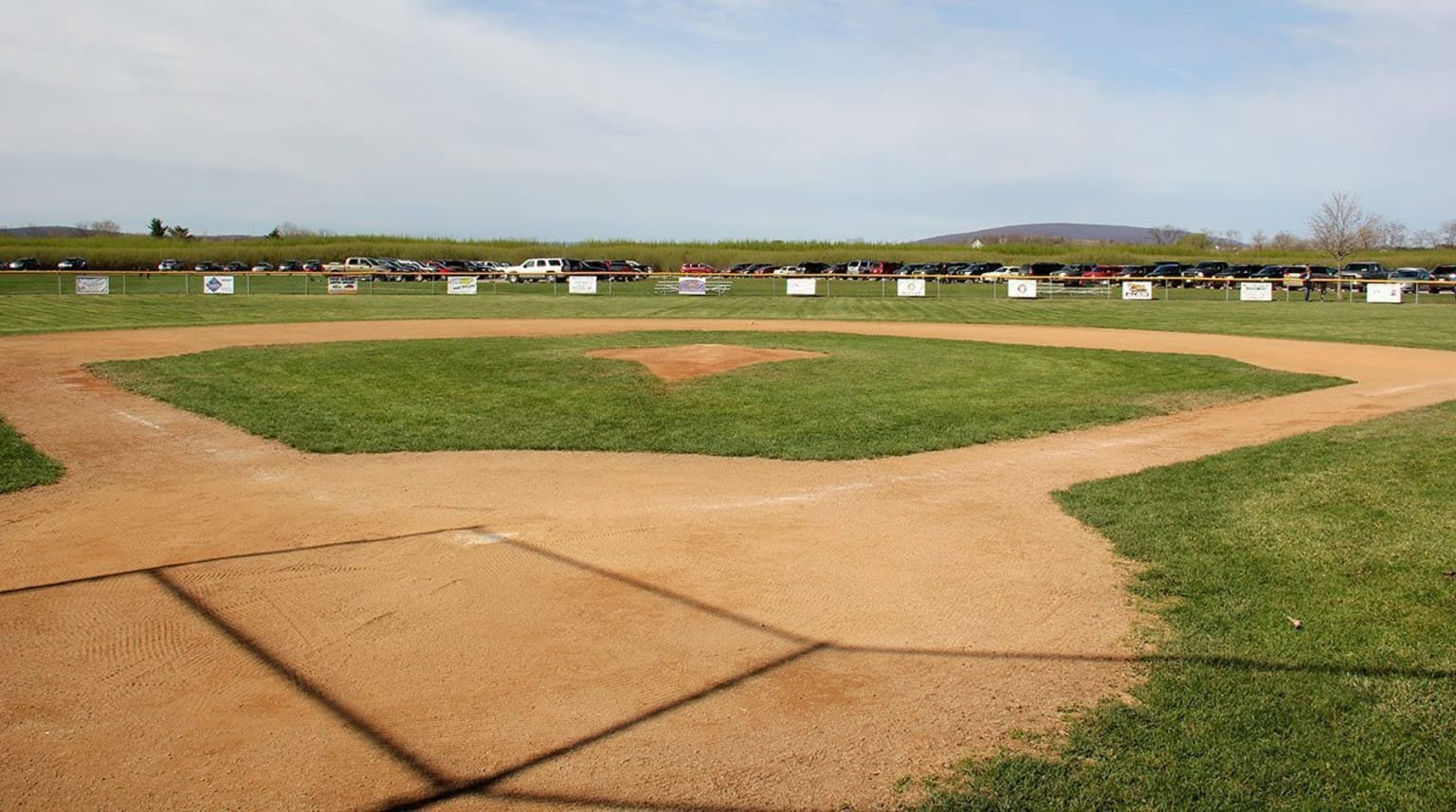 How To Resize A Field For The Little League Intermediate 50 70