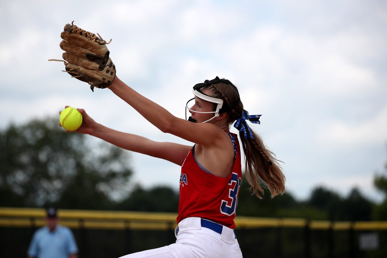 7758a35aca4 Coaching Young Pitchers in Softball – Keep It Simple - Little League