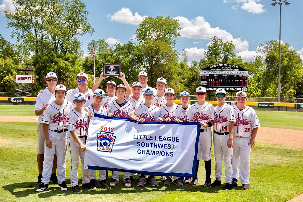 LLB-Southwest-Region-Champions