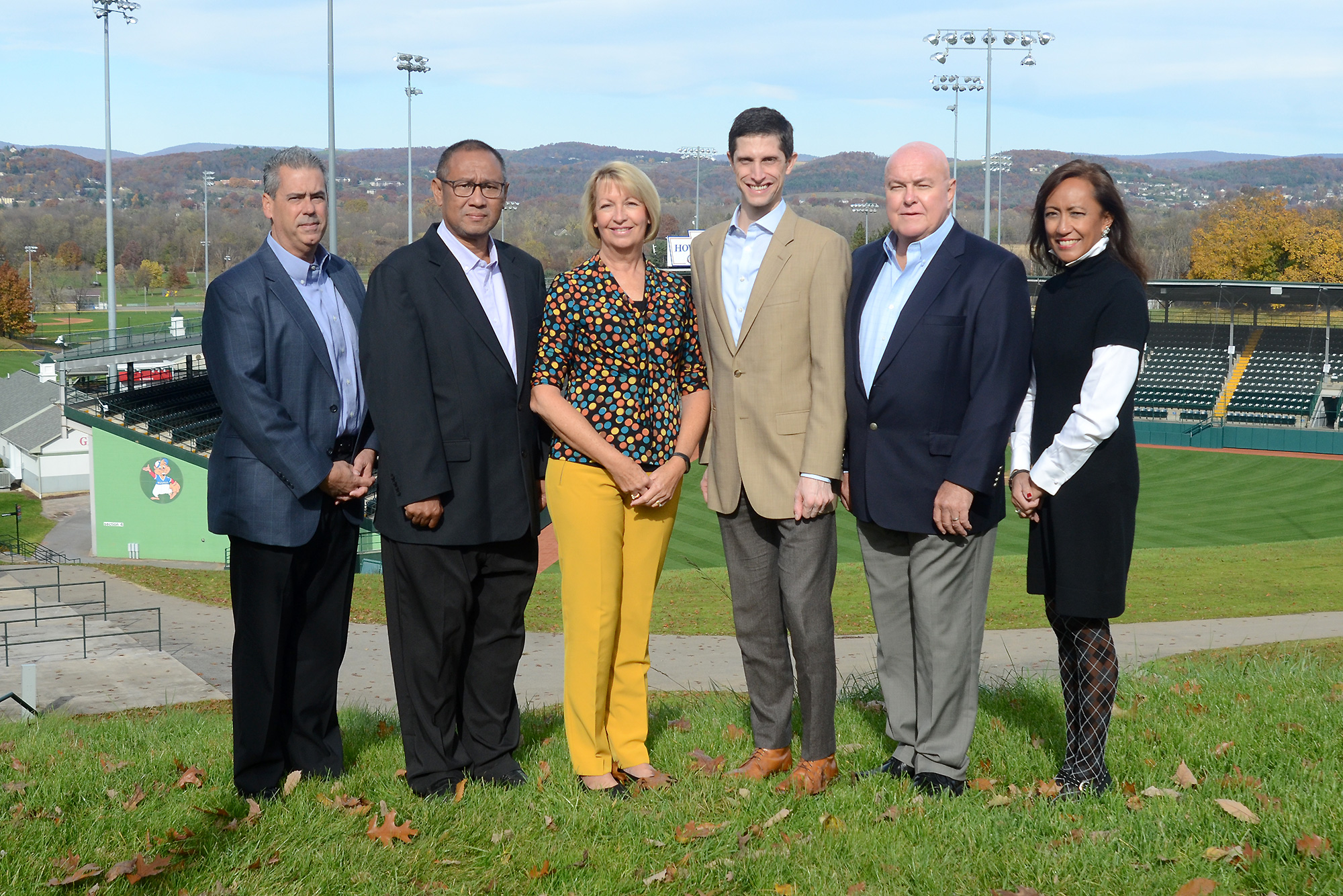 Six New Little League International Board Members