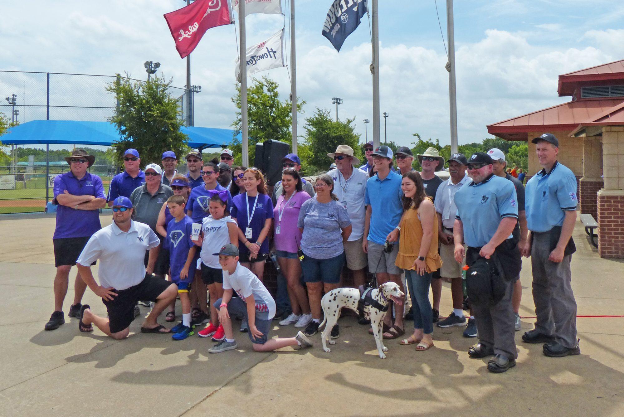 Arlington (Texas) Southwest Little League earns 2019 Carl E. Stotz Little League Community Award