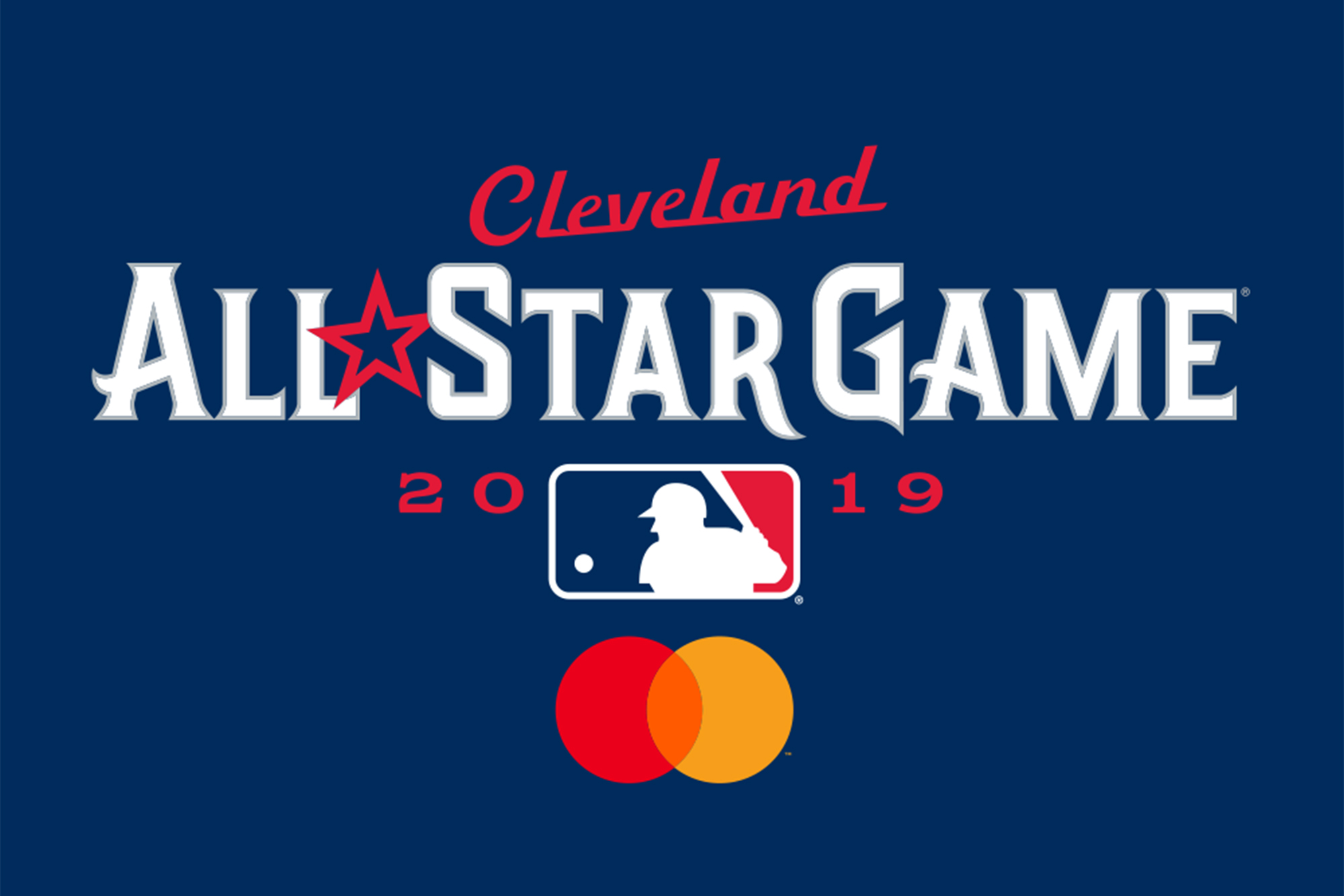 Logo for the 2019 All-Star Game