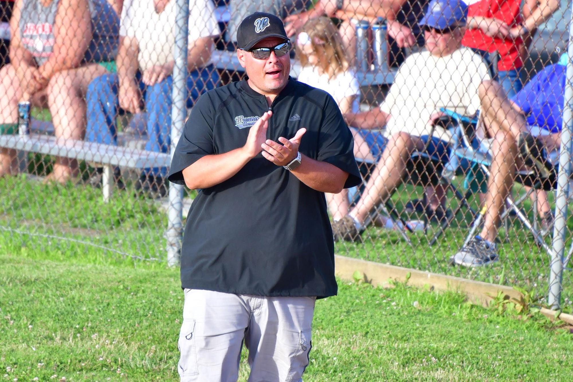 Andy Bergman - Softball Volunteer of the Year Coaching