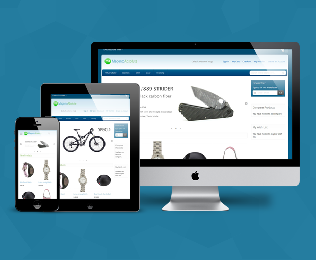 Absolute Magento Theme