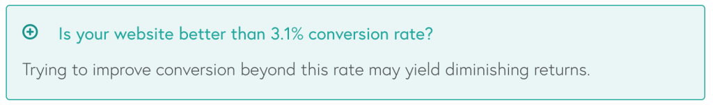 conversion rate optimisation for ecommerce stores