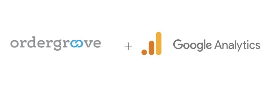 Ordergroove Google Analytics integration