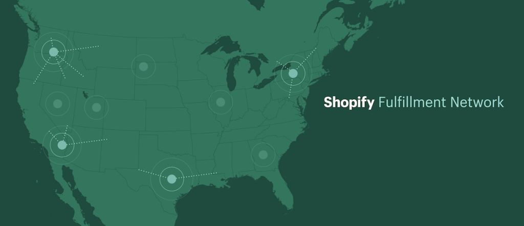 new shopify fulfillment network to begin ecommerce operations in the united states