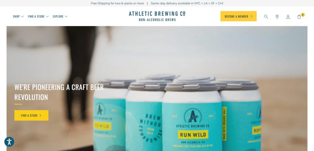 athleticbrewing.com