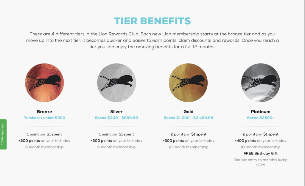 gymdirect tier benefits for exclusive community
