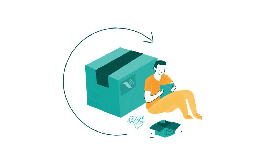 subscription ecommerce shopify recharge connection littledata