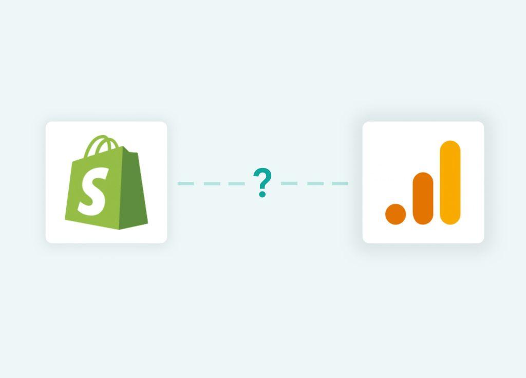 shopify and google analytics data mismatch
