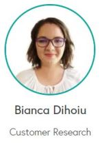 Bianca Dihoiu - Customer Research