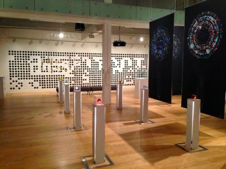 Brendan Dawes exhibition on data and creativity