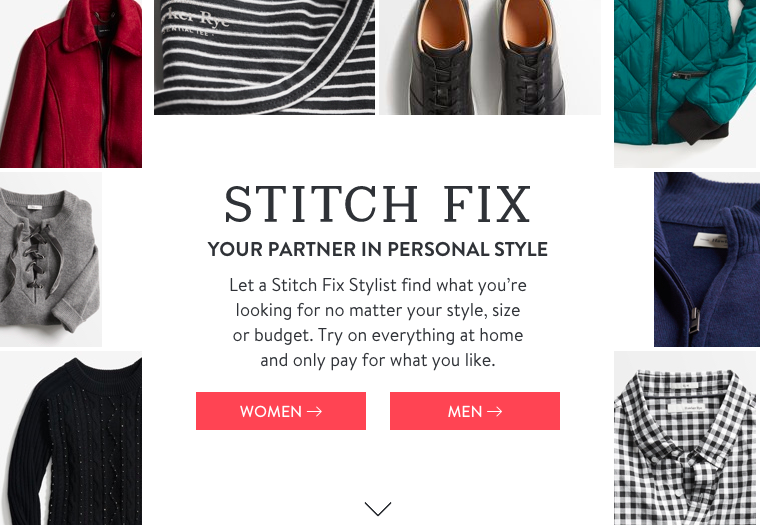 stitchfix subscription order shopify recharge connection