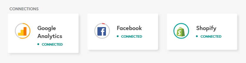 Active the integration - Facebook Ads Connection